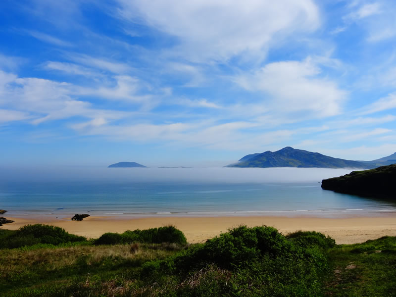 Portsalon Caravan Camping Park Donegal