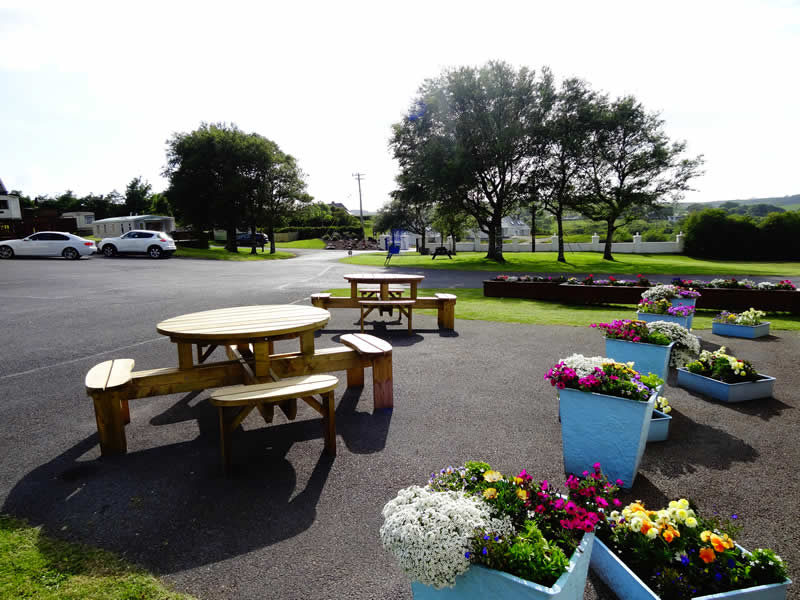 Wild Atlantic Way Caravan Camping Park Donegal