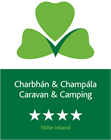 Failte Ireland 4 Star Camping Park