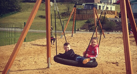 Knockalla Caravan & Camping Park Donegal Family Friendly Play Areas for Children