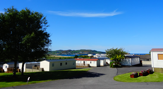 Knockalla Caravan & Camping Park Donegal with First Class Facilities