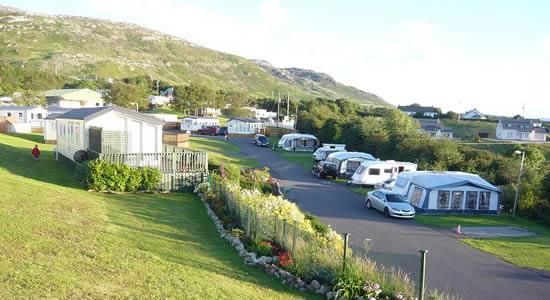 Knockalla Caravan & Camping Park Donegal