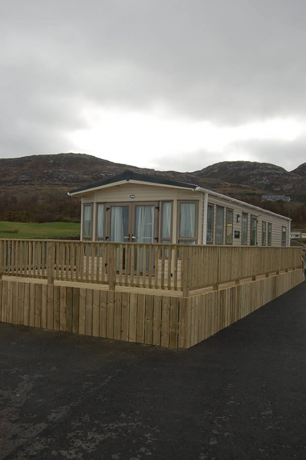 2013 ABI Vista Platinum Caravans For Sale | Knockalla Donegal, Ireland